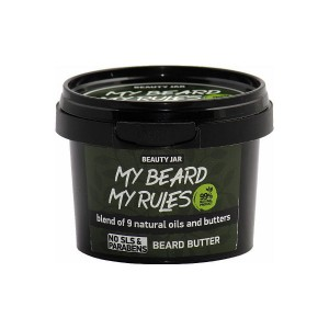 BEAUTY JAR - Masło do brody - MY BEARD MY RULES -  90g