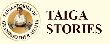 Taiga Stories of Granmother Agafia
